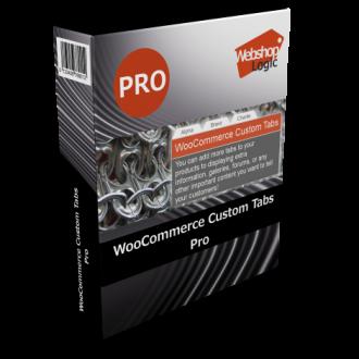 WooCommerce Custom Tabs PRO