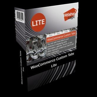 WooCommerce Custom Tabs LITE