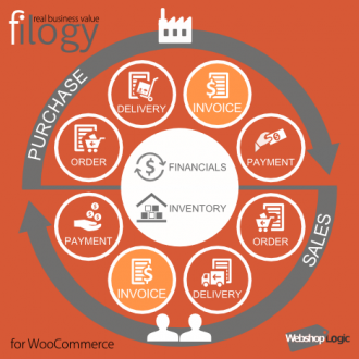 Filogy (Professional) - Financials for WooCommerce