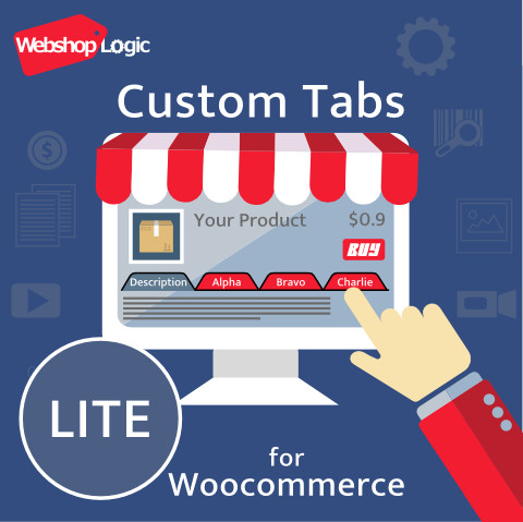 WooCommerce Custom Tabs Lite plugin | WebshopLogic