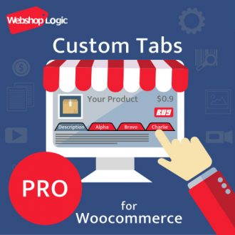 Custom Tabs for WooCommerce Pro