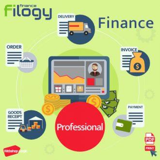 Filogy Finance Professional