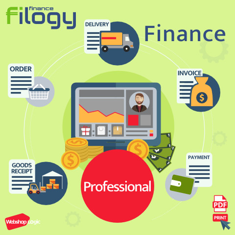 Filogy Finance Professional - Finance Software for WooCommerce