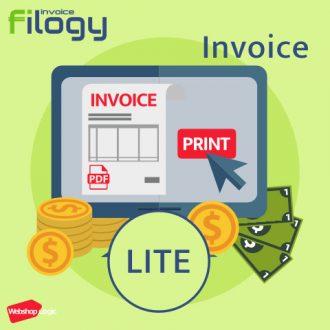 Filogy Invoice Lite