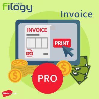 Filogy Invoice Pro